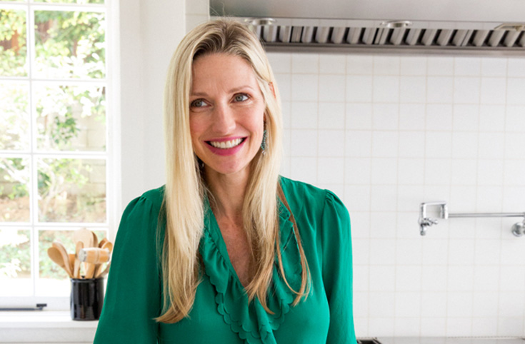 Cooking with Catherine McCord '91